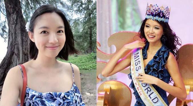Πως είναι οι γυναίκες των καλλιστείων Miss Κόσμος στην καθημερινότητα (2)