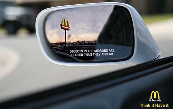 Ιδιοφυείς διαφημίσεις που καταφέρνουν να τραβήξουν όλα τα βλέμματα (6)