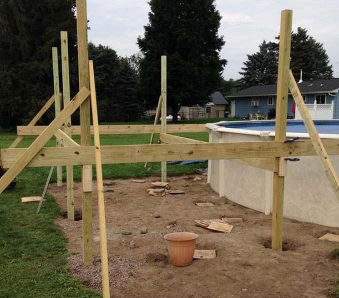 Κατασκευάζοντας μια πλατφόρμα για υπερυψωμένη πισίνα (6)