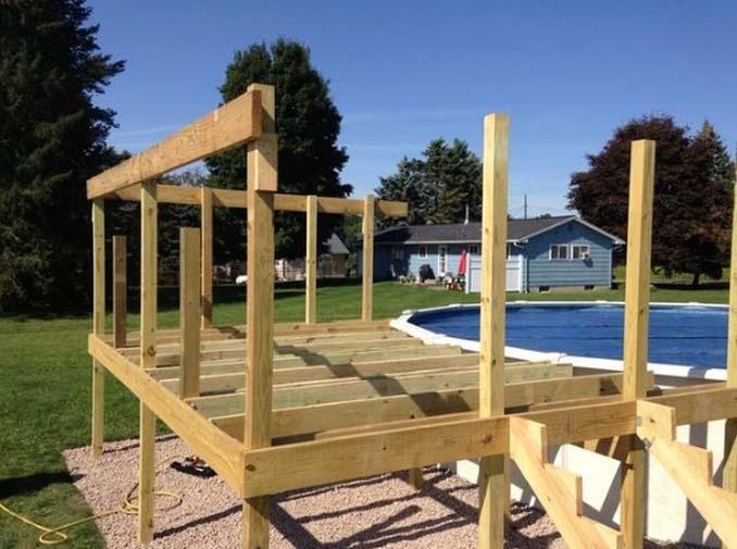 Κατασκευάζοντας μια πλατφόρμα για υπερυψωμένη πισίνα (10)