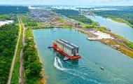 Η κατασκευή της επέκτασης της Διώρυγας του Παναμά μέσα σε 2 λεπτά