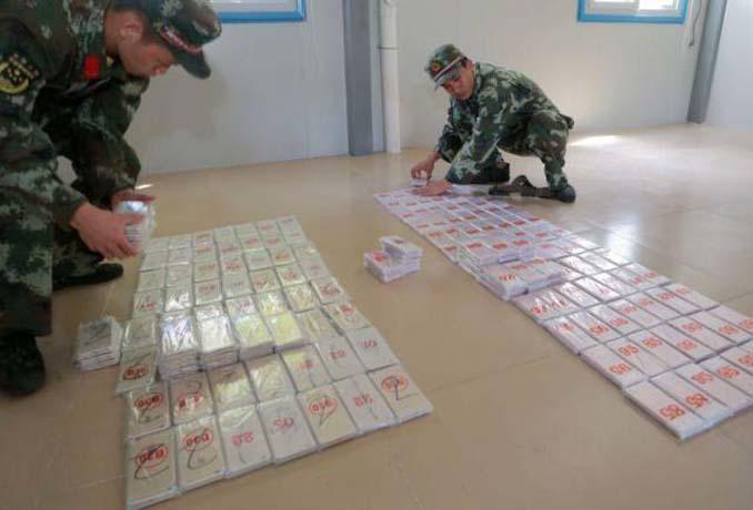 Οι Κινεζικές αρχές συνέλαβαν ψαράδες που είχαν μια ψαριά - έκπληξη (4)
