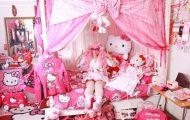 Λάτρης της Hello Kitty έχει ξοδέψει πάνω από 40 χιλιάδες δολάρια για την μανία της (17)