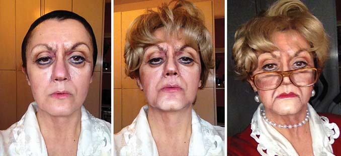 Makeup artist μεταμορφώνεται σε όποιο διάσημο πρόσωπο επιθυμεί (10)