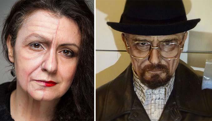 Makeup artist μεταμορφώνεται σε όποιο διάσημο πρόσωπο επιθυμεί (17)