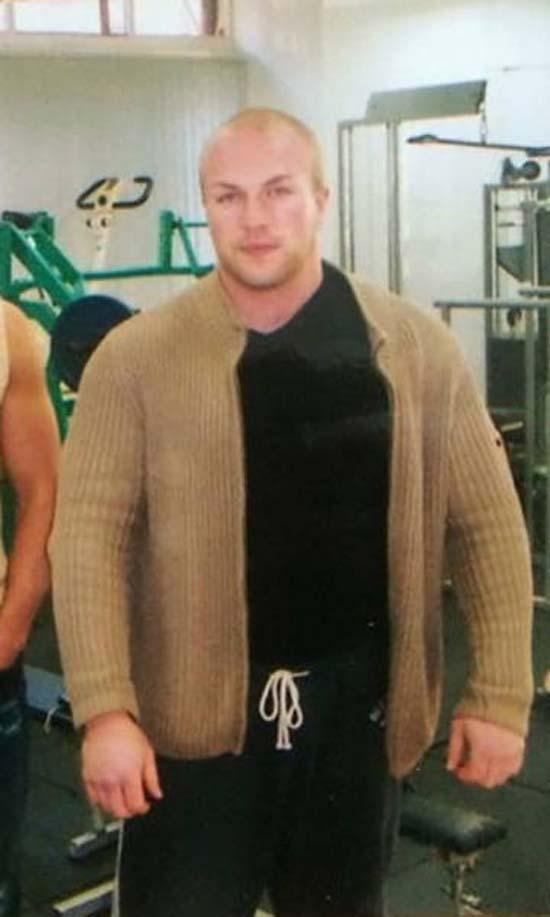 Ο πιο εκκεντρικός bodybuilder της Ρωσίας (4)