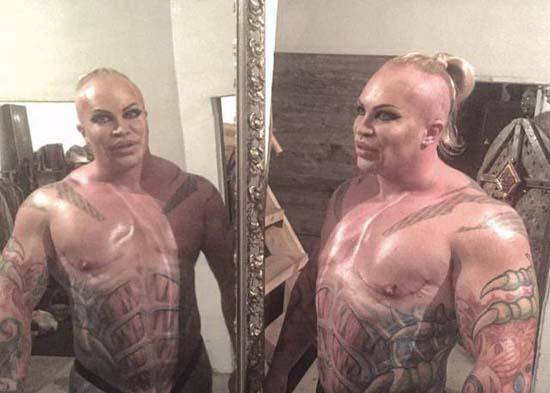 Ο πιο εκκεντρικός bodybuilder της Ρωσίας (15)
