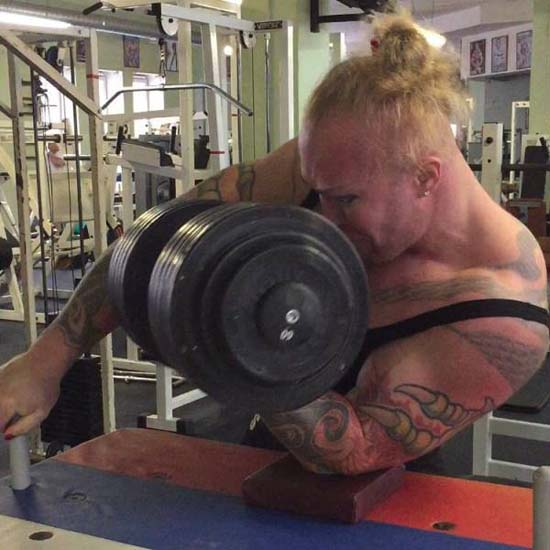 Ο πιο εκκεντρικός bodybuilder της Ρωσίας (19)