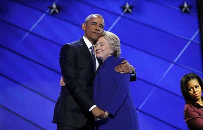 Obama & Clinton αγκαλιάστηκαν και οι χρήστες του Photoshop έδωσαν ρεσιτάλ (16)