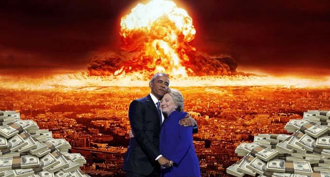 Obama & Clinton αγκαλιάστηκαν και οι χρήστες του Photoshop έδωσαν ρεσιτάλ (19)