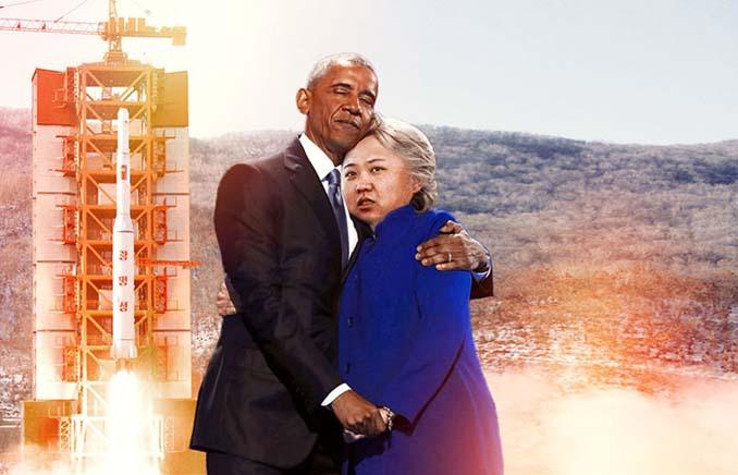 Obama & Clinton αγκαλιάστηκαν και οι χρήστες του Photoshop έδωσαν ρεσιτάλ (22)