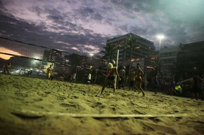 Οι παραλίες του Ρίο Ντε Τζανέιρο λίγες μέρες πριν τους Ολυμπιακούς Αγώνες (2)