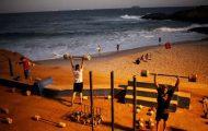 Οι παραλίες του Ρίο Ντε Τζανέιρο λίγες μέρες πριν τους Ολυμπιακούς Αγώνες (3)