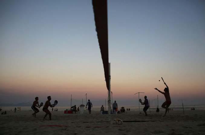 Οι παραλίες του Ρίο Ντε Τζανέιρο λίγες μέρες πριν τους Ολυμπιακούς Αγώνες (4)