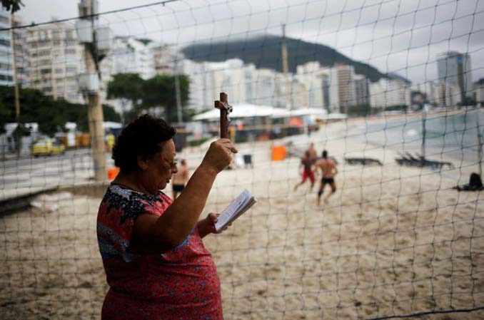Οι παραλίες του Ρίο Ντε Τζανέιρο λίγες μέρες πριν τους Ολυμπιακούς Αγώνες (10)