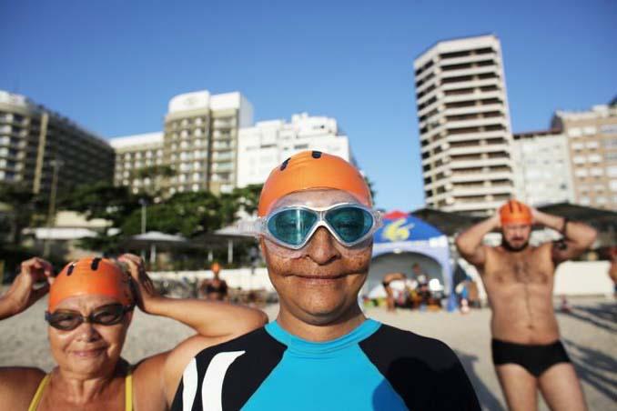 Οι παραλίες του Ρίο Ντε Τζανέιρο λίγες μέρες πριν τους Ολυμπιακούς Αγώνες (13)