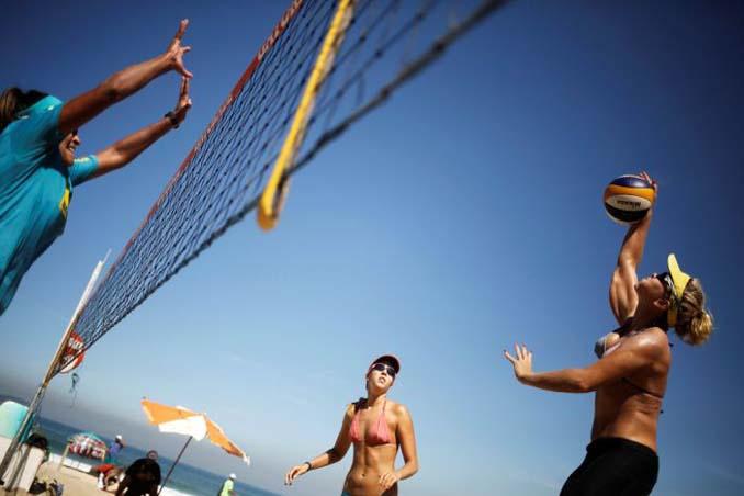 Οι παραλίες του Ρίο Ντε Τζανέιρο λίγες μέρες πριν τους Ολυμπιακούς Αγώνες (18)