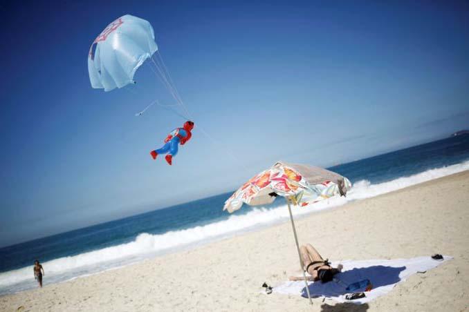 Οι παραλίες του Ρίο Ντε Τζανέιρο λίγες μέρες πριν τους Ολυμπιακούς Αγώνες (19)