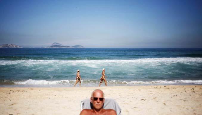 Οι παραλίες του Ρίο Ντε Τζανέιρο λίγες μέρες πριν τους Ολυμπιακούς Αγώνες (20)