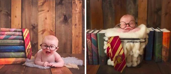 Πατέρας δημιούργησε βρεφικό δωμάτιο Harry Potter για τον μικρό του μάγο (3)