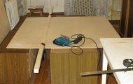 Πατέρας κατασκεύασε ένα απίθανο κρεβάτι - κάστρο για την κορούλα του (1)