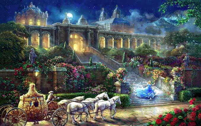 Αυτοί οι πίνακες ζωγραφικής με θέμα την Disney είναι πιο εντυπωσιακοί κι από τις ταινίες (22)