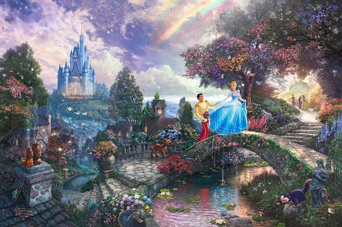 Αυτοί οι πίνακες ζωγραφικής με θέμα την Disney είναι πιο εντυπωσιακοί κι από τις ταινίες (13)