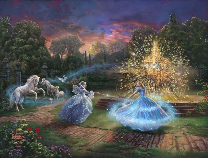 Αυτοί οι πίνακες ζωγραφικής με θέμα την Disney είναι πιο εντυπωσιακοί κι από τις ταινίες (14)