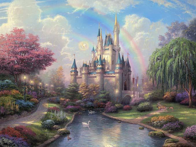 Αυτοί οι πίνακες ζωγραφικής με θέμα την Disney είναι πιο εντυπωσιακοί κι από τις ταινίες (17)