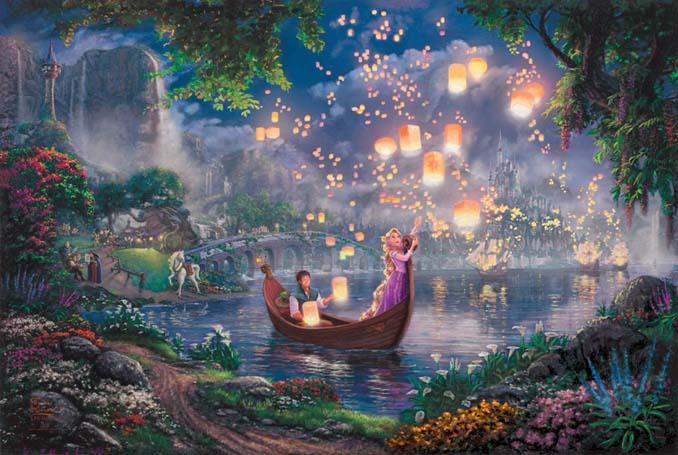 Αυτοί οι πίνακες ζωγραφικής με θέμα την Disney είναι πιο εντυπωσιακοί κι από τις ταινίες (20)