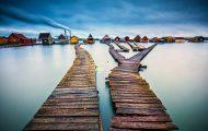 Πλωτό χωριό στην Ουγγαρία (9)