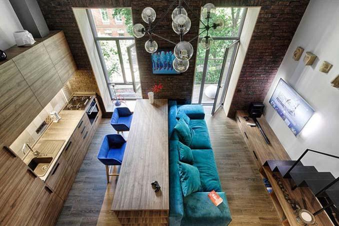 Πολυτελές διαμέρισμα 49 τ.μ. (1)