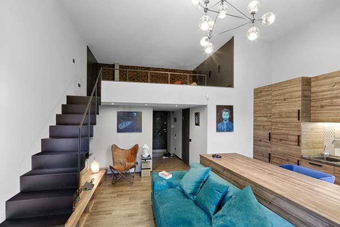 Πολυτελές διαμέρισμα 49 τ.μ. (2)