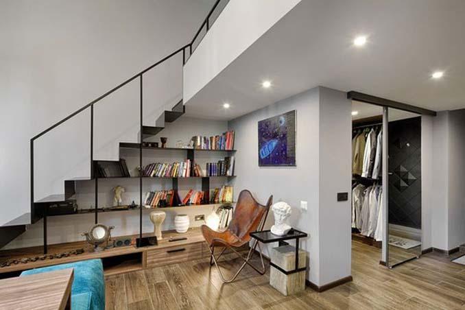 Πολυτελές διαμέρισμα 49 τ.μ. (4)