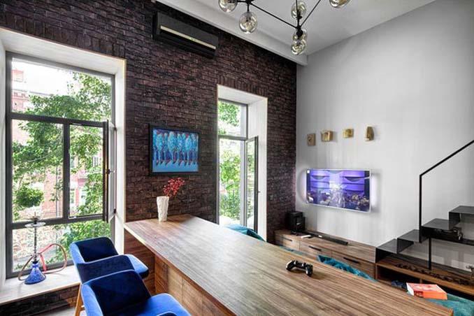 Πολυτελές διαμέρισμα 49 τ.μ. (5)