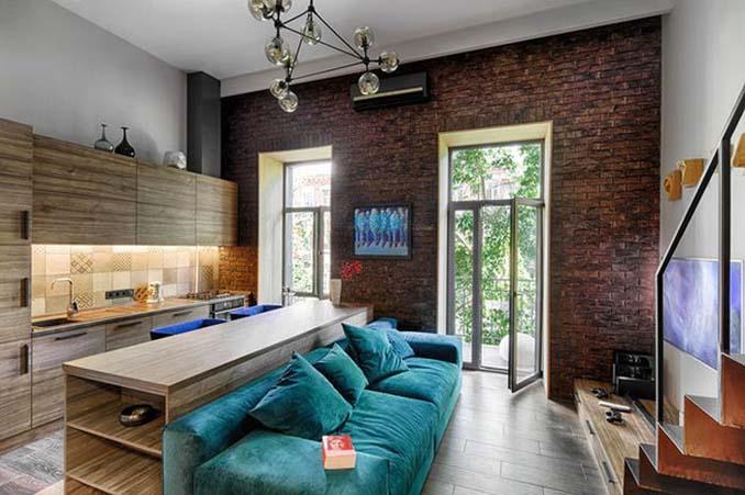 Πολυτελές διαμέρισμα 49 τ.μ. (6)