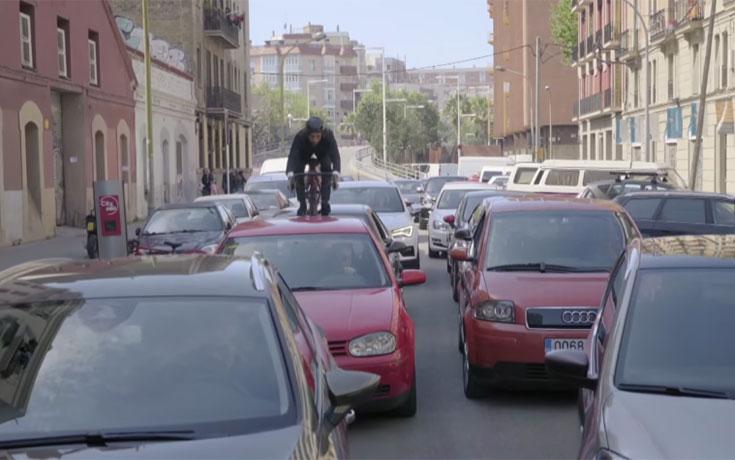 Πως αντιμετωπίζουν το μποτιλιάρισμα στην Βαρκελώνη