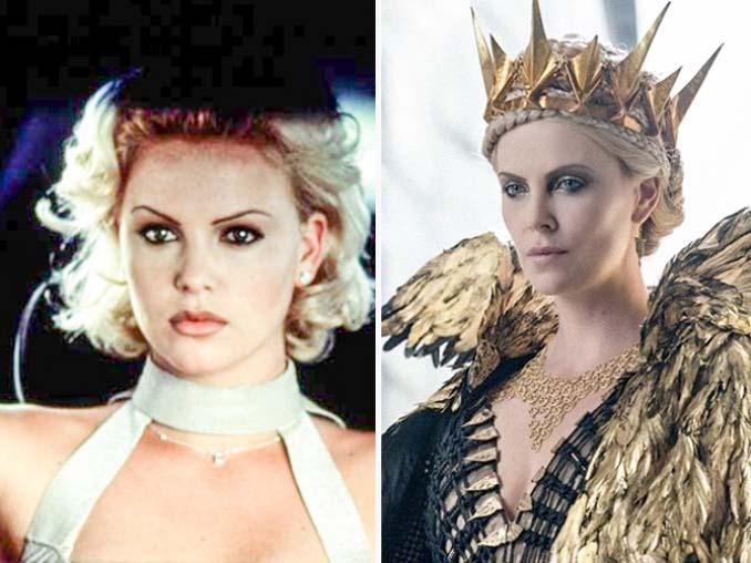 Πως ήταν διάσημοι ηθοποιοί στον πρώτο τους ρόλο σε σχέση με σήμερα (2)