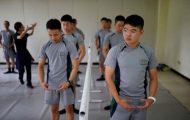 Οι στρατιώτες στη Νότια Κορέα κάνουν μπαλέτο για καταπολέμηση του στρες (1)