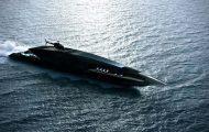 Superyacht Μαύρος Κύκνος (1)