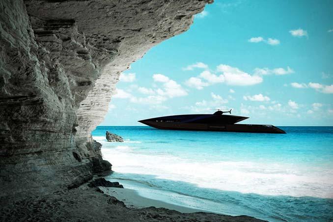 Superyacht Μαύρος Κύκνος (7)