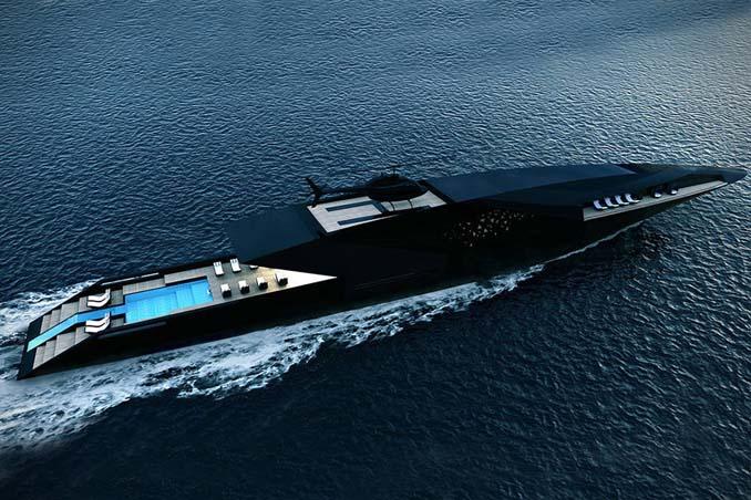 Superyacht Μαύρος Κύκνος (8)