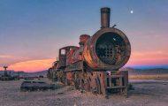 Τέλος της γραμμής: Νεκροταφείο τρένων στη Βολιβία (1)