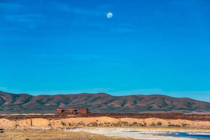 Τέλος της γραμμής: Νεκροταφείο τρένων στη Βολιβία (2)