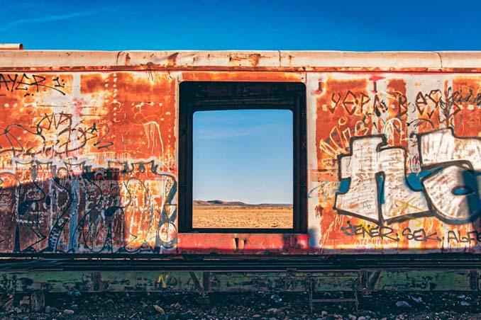 Τέλος της γραμμής: Νεκροταφείο τρένων στη Βολιβία (4)