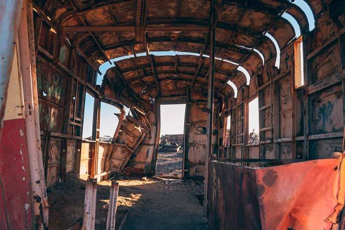 Τέλος της γραμμής: Νεκροταφείο τρένων στη Βολιβία (5)