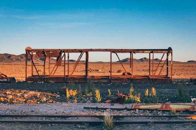 Τέλος της γραμμής: Νεκροταφείο τρένων στη Βολιβία (10)