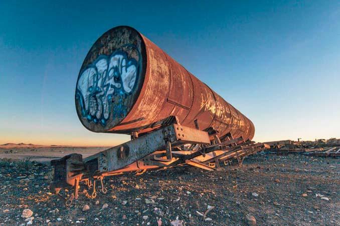 Τέλος της γραμμής: Νεκροταφείο τρένων στη Βολιβία (13)