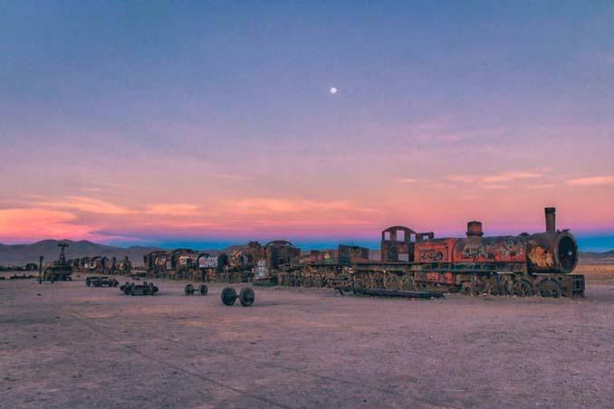 Τέλος της γραμμής: Νεκροταφείο τρένων στη Βολιβία (18)