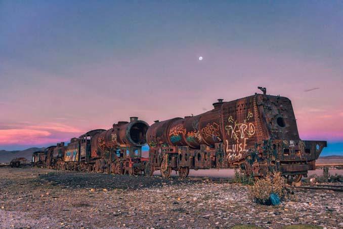 Τέλος της γραμμής: Νεκροταφείο τρένων στη Βολιβία (20)